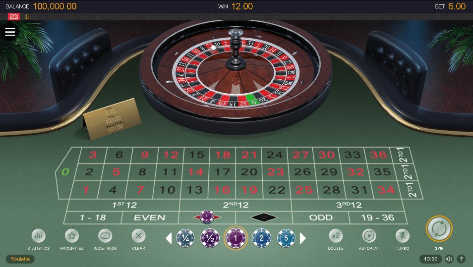 ROULETTE MICROGAMING