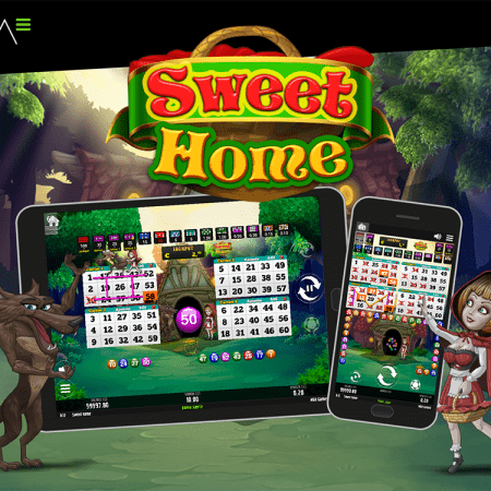 MGA Games presenta Sweet Home Bingo